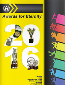 Cebrian Trophy Catalogues